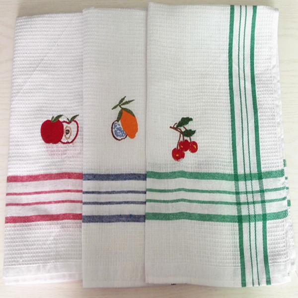 Bulk Dish Towels For Sale: Wholesale Cheap Dish Wash Cloth 100% Cotton 50x70cm